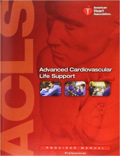 Acls provider manual 2015 (ebook).
